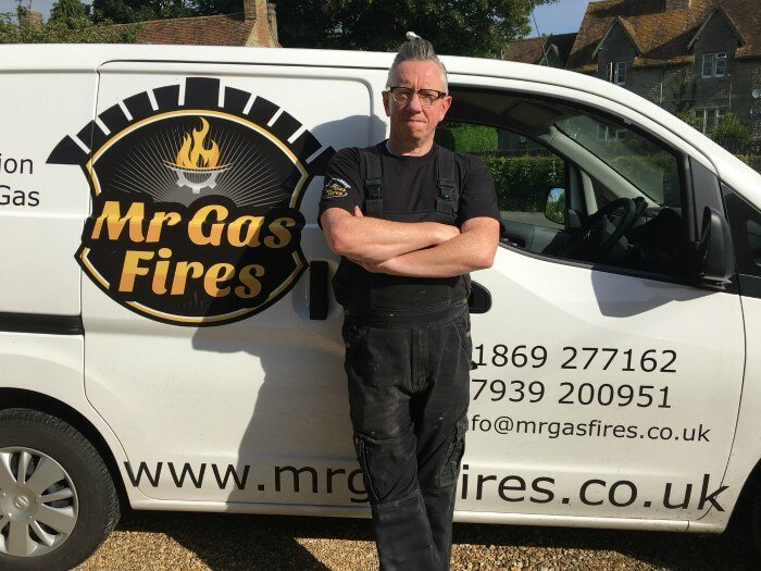 About Mr. Gas Fires